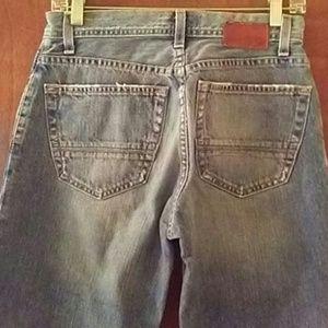 """BKE Tyler Buckle Blue Jeans 28x32 1/2"""""""